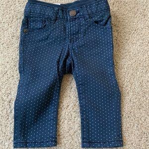 Baby Gap Denim pants (3-6 M)